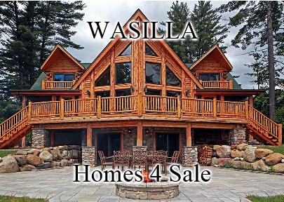Wasilla Homes 4 Sale